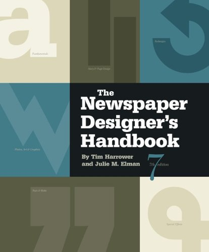 The Newspaper Designer's Handbook by McGraw-Hill Education
