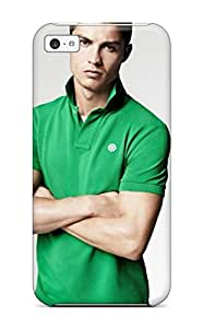 New Fashionable Juree Regazzi FFtAMnd25819ohmgY Cover Case Specially Made For Iphone 5c(cristiano Ronaldo Style)