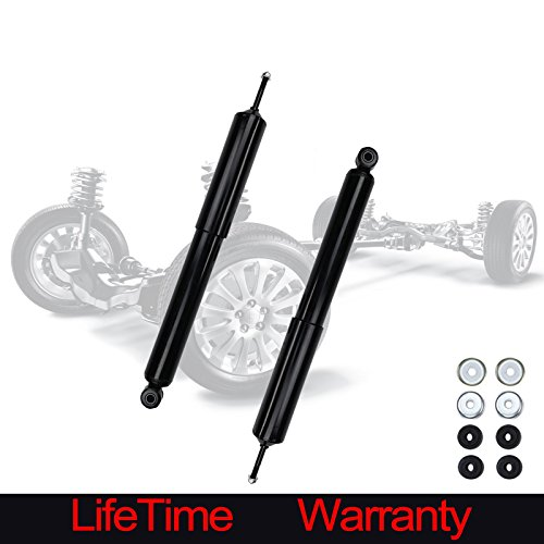 Vekwena Rear Pair Shock Absorber Gas Struts Kit For 05-14 Toyota Tacoma RWD Excludes Pre-Runner/X-Runner Truck