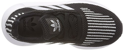 adidas Kids' Shoes 000 Running Plamet Negbas Black C Unisex Swift Ftwbla HaFrqHw