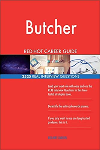 Butcher RED-HOT Career Guide