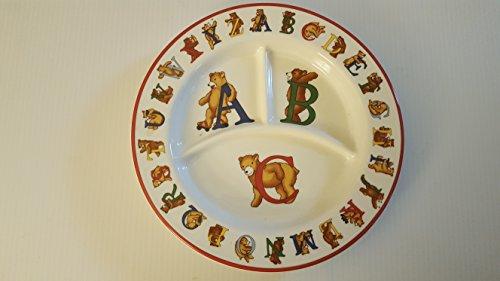1994 alphabet bear plate