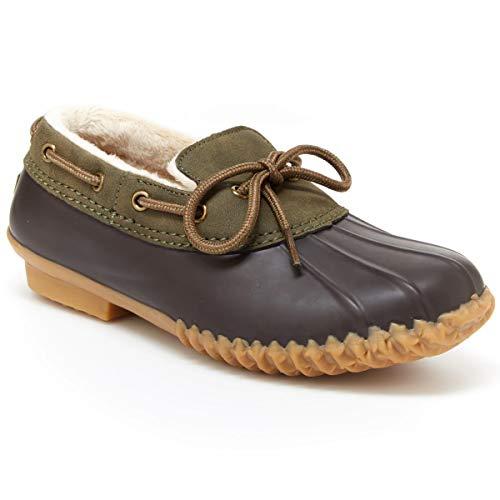 JBU Women's Gwen Weather Ready Hunter Athletic Shoe by JBU