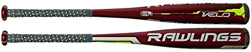 Rawlings Sporting Goods Velo Hybrid Senior League Baseball Bat (-10) SL7V34