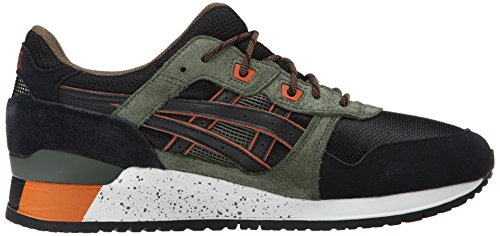 Onitsuka Tiger Asics Unisex Gel-lyte¿ Iii Sort / Sort / Vinter Trail