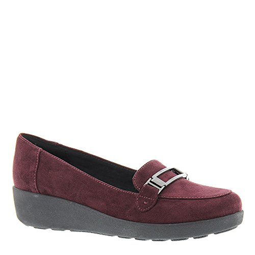 Spirit Fabric Wine Loafer Women's On Slip Kallye2 Easy PxSFAqS