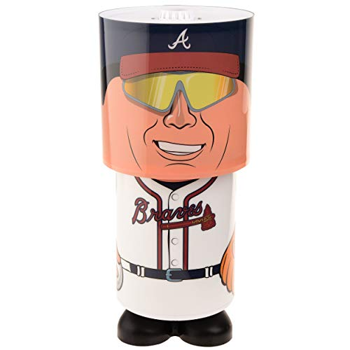 Atlanta Braves Desk Lamp (Renewed)