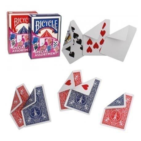 Jeu Bicycle set truqué US Playing Card Company .