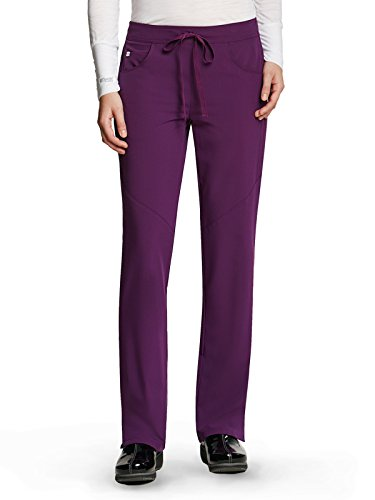 - Grey's Anatomy Signature 2210 Drawstring Pant Dewberry 2XL