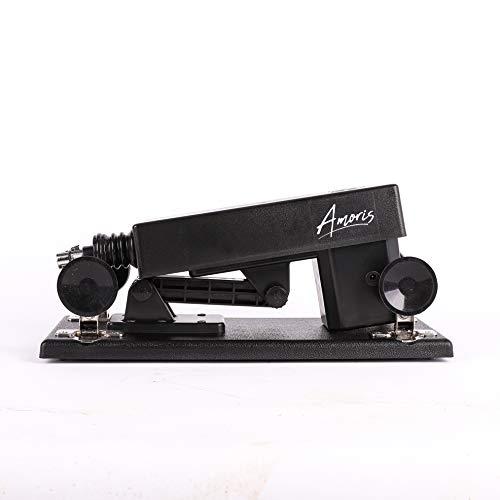 Y-Not Automatic Sex Machine Auto Love Machine Multispeed Masturbator Adjustable Thrusting 7'' Dildo (Black) by Y-Not (Image #8)