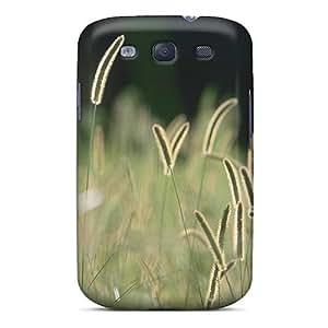 Hot NBtuteh1402oKgRV Bristle Grass Tpu Case Cover Compatible With Galaxy S3