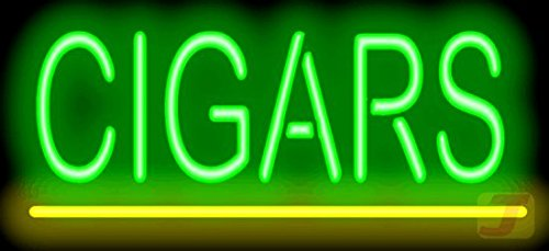 Cigars Neon Sign by Jantec Sign Group