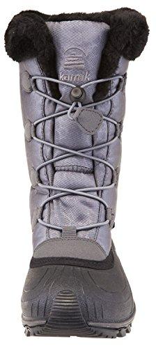 KamikMOMENTUM - botas de nieve mujer Charcoal II