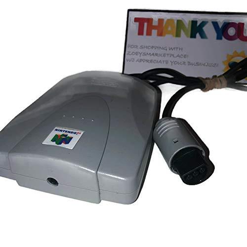 best Nintendo 64 accessories - VRU unit