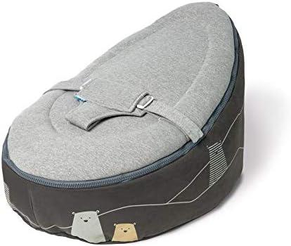 Doomoo Seat NEW for 2015 Bird Blue Baby Bean Bag Birth-30kg