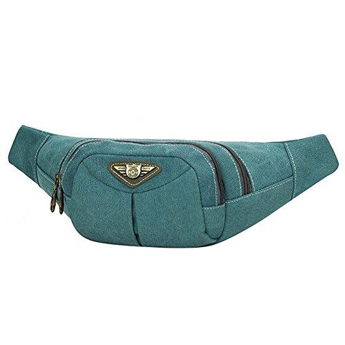 Win8Fong Waist Bags Blue - 4
