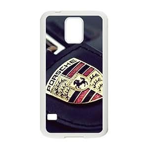 DAZHAHUI Porsche sign fashion cell phone case for Samsung Galaxy S5