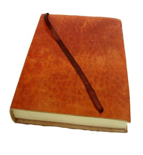 Antique Leather Journal Parchment Viatori product image