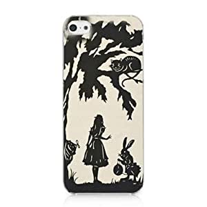 Alice in Wonderland Design Snap on Case Hard Cover for Iphone 6 (4.5) 2013 New