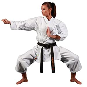 Shureido NEW WAVE 3 KATA-WKF Karate Gi Uniform White By Kamikaze (5.5 / 190 cm)
