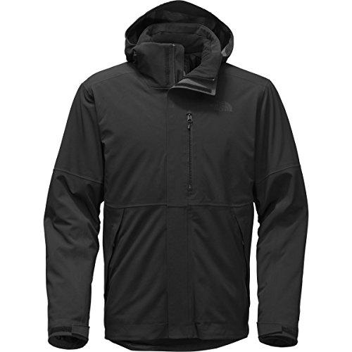 The North Face Apex Flex GTX Insulated Jacket - Men's TNF Black Medium
