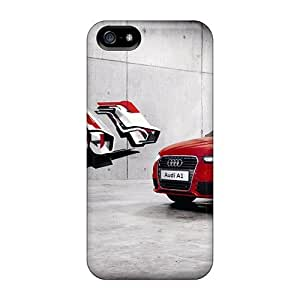 Iphone 5/5s Hard Case With Awesome Look - TsOQN3527zUNOM