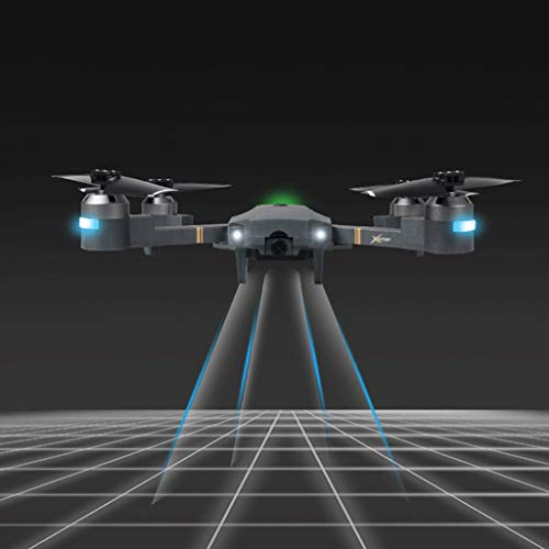 Yellsong-Drone ,XT-1 Light Flow WiFi Altitude Hold Mode Foldable Headless RC Quadcopte by Yellsong-Drone (Image #2)