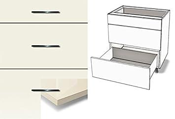 Premium Ambiente Agrhpax32 Unterschrank 3 Schubladen Soft Closing