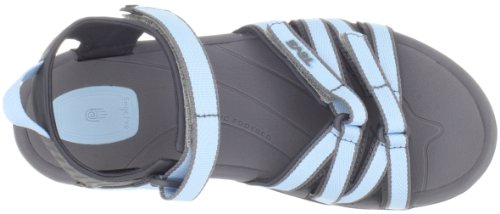 Sandal Athletic Aquamarine Teva Women's Tirra 68Svwtq6Zx