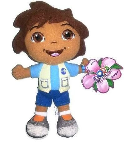 Dora the Explorer Diego Collectible Plush by Dora the Explorer