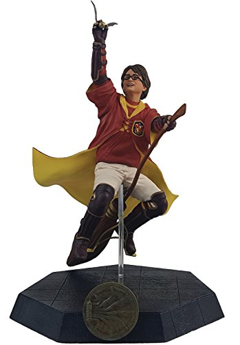 Icon Heroes Harry Potter: Quidditch Outfit Harry PVC Vinyl Figure