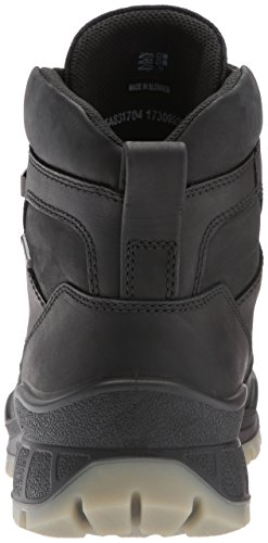 Ecco Hombres Track 25 High Winter Bota Black / Black