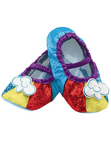 Rainbow Dash Slippers -Child -