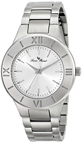 Lucien Piccard Women's LP-12922-22S Helena Analog Display Japanese Quartz Silver Watch