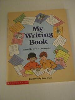 My writing book
