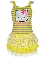 Hello Kitty Little Girls' Skirt Set (Toddler/Kids) - Bright Yellow