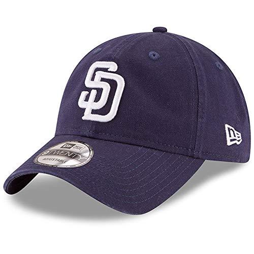 (San Diego Padres Game Replica Core Classic 9TWENTY Adjustable Hat)