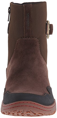 Merrell Womens Albany Sky Impermeabile Mid Boot Espresso