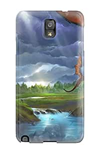 Scott Duane knutson's Shop 3867331K88220947 durable Protection Case Cover For Galaxy Note 3(dragon)