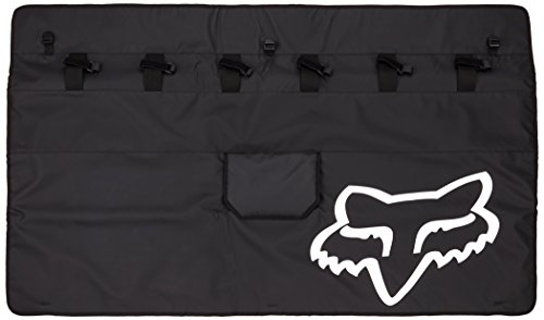 Fox Racing Tailgate Cover Black, Large
