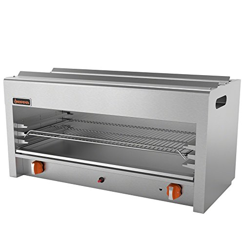 MVP Group SRCM-36 Gas Cheese Melter, 36
