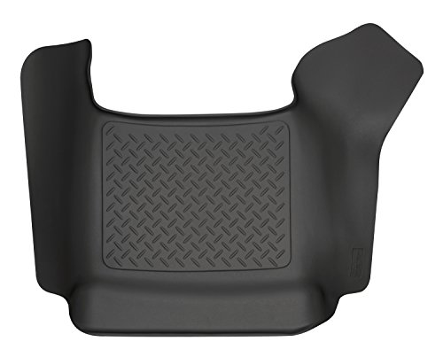 Husky Liners 83711 Black Front Center Hump Fits 09-18, 2019 1500 Classic Quad, 2010-18 Ram 2500/3500 Standard Cab
