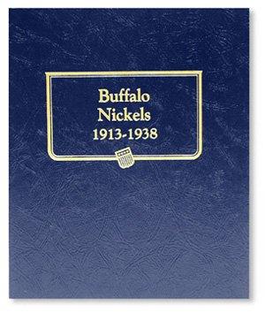 Whitman Harris Buffalo Nickels Album, 1913-1938 (Nickel Album)