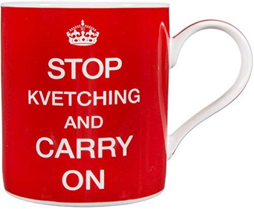 Kvetching Mug - 2