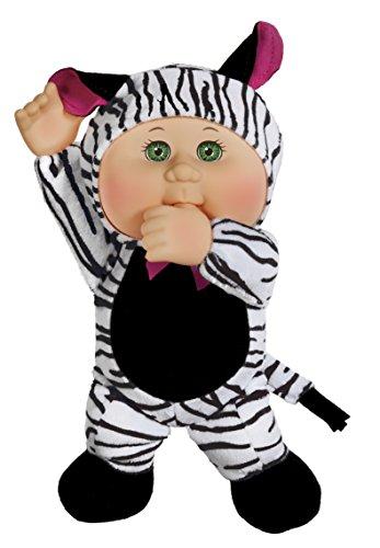 cabbage-patch-cuties-safari-friends-9-tall-keiko-zebra-cutie-doll