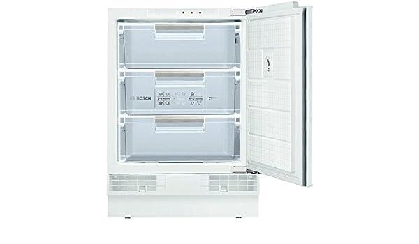 Bosch GUD15A50GB Integrado Vertical 98L A+ Blanco - Congelador ...
