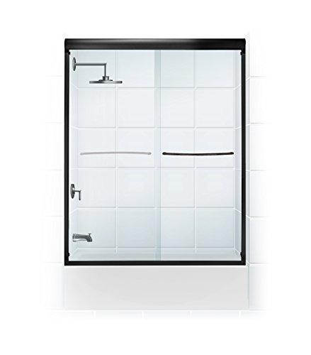 Frameless Sliding Shower Door Header - 6