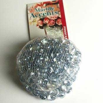 Panacea Products APN70675 Pan Mini Gems Lustre Aquarium Stones, Sky Blue