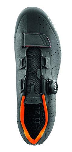 Fizik R5B - Zapatillas - naranja/negro Talla 47 2017