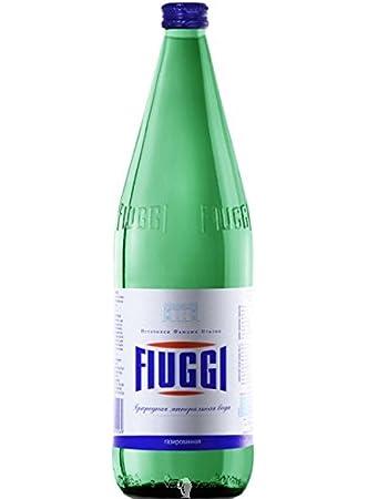 Fiuggi Sparkling Water – 1 litro (6 botellas): Amazon.com ...